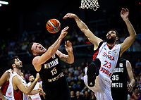 181202 FIBA World Cup Basketball Asia Qualifier - NZ Tall Blacks v Syria