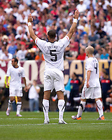 Oguchi Onyewu. The USMNT defeated Turkey, 2-1, at Lincoln Financial Field in Philadelphia, PA.