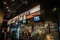 Washington- National Museum of African American History and Culture<br /> I soldati di colore nelle guerre recenti