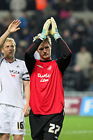 Pictured: Alan Tate of Swansea City <br /> Re: Coca Cola Championship, Swansea City Football Club v Queens Park Rangers at the Liberty Stadium, Swansea, south Wales 21st October 2008.
