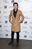 "Jack Whithall<br /> arriving for the London Film Festival 2017 screening of ""Loving Vincent"" at the National Gallery, Trafalgar Square, London<br /> <br /> <br /> ©Ash Knotek  D3328  09/10/2017"