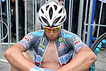 Allesandro Petacchi (ITA) Southeast at the end of Stage 8 of the 2015 Presidential Tour of Turkey running 124km from Istanbul to Istanbul. 3rd May 2015.<br /> Photo: Tour of Turkey/Mario Stiehl/www.newsfile.ie