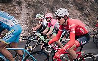 Bauke Mollema (NED/Trek-Segafredo)<br /> <br /> 76th Paris-Nice 2018<br /> stage 6: Sisteron > Vence (198km)