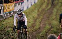 Kata Blanka Vas (HUN)<br /> <br /> Women's Race<br /> UCI Cyclocross World Cup Namur 2020 (BEL)<br /> <br /> ©kramon
