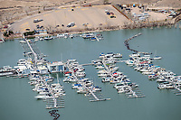 Lake Pueblo, North Shore Marina.  Damage from wind storm of March 23, 2017