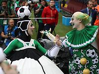Eröffnungsfeier der Fußball WM - 14.06.2018: Russland vs. Saudi Arabien, Eröffnungsspiel der WM2018, Luzhniki Stadium Moskau