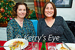 Kay Fitzmaurice and Helen Lawlor enjoying the evening in Cassidys on Friday.