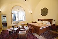 "Asie/Israël/Judée/Jérusalem: Hotel American Colony une chambre ""pacha"""