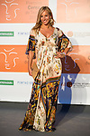 Mar Regueras poses for the photographers during 2015 Theater Ceres Awards photocall at Merida, Spain, August 27, 2015. <br /> (ALTERPHOTOS/BorjaB.Hojas)