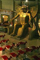 ITALIA Torino Mole Antonelliana Museo Nazionale del cinema, aula del tempio<br /> National Museum of the Cinema  Musée National du cinéma
