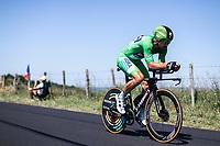green jersey Peter Sagan (SVK/Bora Hansgrohe)<br /> <br /> Stage 13: ITT - Pau to Pau (27.2km)<br /> 106th Tour de France 2019 (2.UWT)<br /> <br /> ©kramon