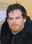 Michael C. Hall at the 17th Screen Actors Guild Awards held at The Shrine Auditorium in Los Angeles, California on January 30,2011                                                                               © 2010 DVS/ Hollywood Press Agency