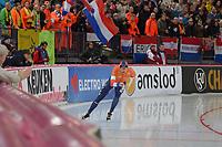 SPEEDSKATING: HAMAR: Vikingskipet, 29-02-2020, ISU World Speed Skating Championships, Allround, 5000m Men, Sven Kramer (NED), ©photo Martin de Jong