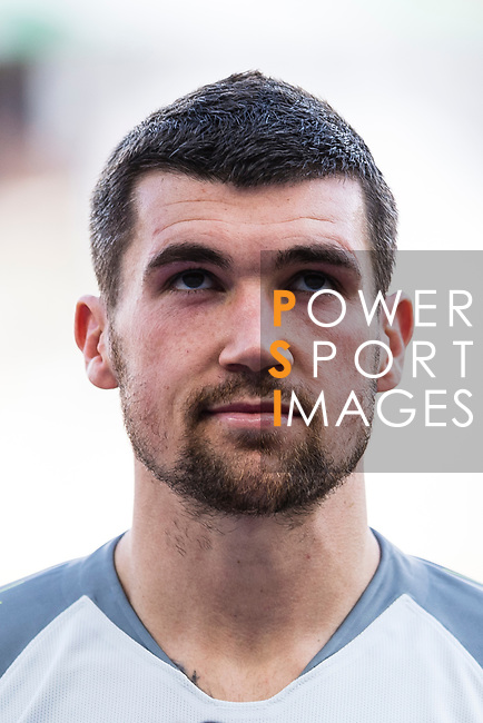 Goalkeeper Mathew Ryan of Australia is seen prior to the AFC Asian Cup UAE 2019 Group B match between Australia (AUS) and Jordan (JOR) at Hazza Bin Zayed Stadium on 06 January 2019 in Al Ain, United Arab Emirates. Photo by Marcio Rodrigo Machado / Power Sport Images