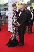 Ed Balls & Katya Jones<br />  arriving at the Bafta Tv awards 2017. Royal Festival Hall,London  <br /> ©Ash Knotek