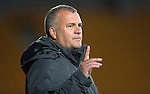 St Johnstone Academy v Manchester United Academy....17.04.15   <br /> Head of Youth Development Alistair Stevenson<br /> Picture by Graeme Hart.<br /> Copyright Perthshire Picture Agency<br /> Tel: 01738 623350  Mobile: 07990 594431