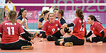 Sarah Melenka and Jennifer Oakes, Lima 2019 - Sitting Volleyball // Volleyball assis.<br />