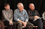 Ann Reinking, John Kander & Terrence McNally with Chita Rivera, John Cullum & Company performing a Sneak Preview of 'The Visit' A One-Night-Only Broadway Concert Benefit Performance at Shetler Studios in New York City.