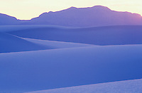 USA,New Mexico, White Sands National Monument