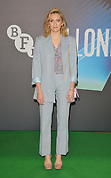 """Charlotte Ritchie at the 65th BFI London Film Festival """"The Phantom of the Open"""" world premiere, Royal Festival Hall, Belvedere Road, on Tuesday 12th October 2021, in London, England, UK. <br /> CAP/CAN<br /> ©CAN/Capital Pictures"""