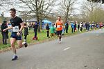 2020-02-23 Hampton Court Half 043 PT Finish rem