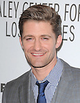 Matthew Morrison at The PaleyFest 2011 Panel for Glee held at The Saban Theater in Beverly Hills, California on March 16,2011                                                                               © 2010 Hollywood Press Agency