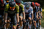 The peloton including White Jersey Egan Bernal (COL) Team Ineos Grenadiers during Stage 8 of Tour de France 2020, running 141km from Cazeres-sur-Garonne to Loudenvielle, France. 5th September 2020. <br /> Picture: ASO/Pauline Ballet | Cyclefile<br /> All photos usage must carry mandatory copyright credit (© Cyclefile | ASO/Pauline Ballet)