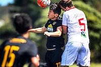 161119 National Youth League Football - Team Wellington v Waitakere United