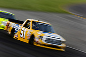 NASCAR Camping World Truck Series<br /> Drivin' For Linemen 200<br /> Gateway Motorsports Park, Madison, IL USA<br /> Saturday 17 June 2017<br /> Todd Gilliland, Pedigree Toyota Tundra<br /> World Copyright: Barry Cantrell<br /> LAT Images
