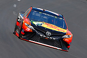 2017 Monster Energy NASCAR Cup Series<br /> O'Reilly Auto Parts 500<br /> Texas Motor Speedway, Fort Worth, TX USA<br /> Sunday 9 April 2017<br /> Martin Truex Jr, Bass Pro Shops/TRACKER BOATS Toyota Camry<br /> World Copyright: Russell LaBounty/LAT Images<br /> ref: Digital Image 17TEX1rl_4706