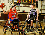 2018 National Intercollegiate Wheelchair Basketball Tourn Wisconsin Whitewater vs Texas Arlington