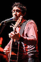 "Javier Mendoza ""You"" CD release show at COCA's Founders' Theatre in St. Louis, MO on Nov 14, 2009."