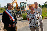 Montignac fête Monique Peytral