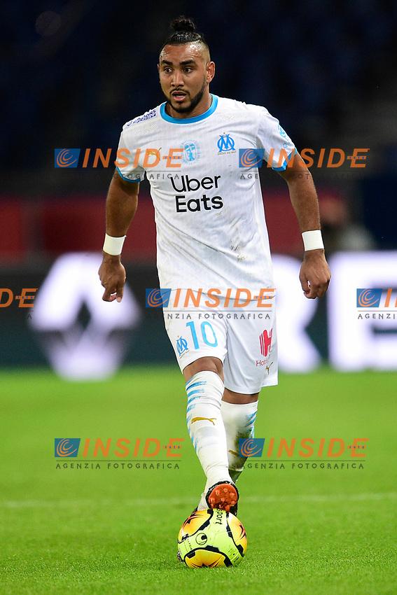Dimitri Payet (OM) <br /> 13/09/2020<br /> Paris Saint Germain PSG vs Olympique Marseille OM <br /> Calcio Ligue 1 2020/2021  <br /> Foto JB Autissier Panoramic/insidefoto <br /> ITALY ONLY