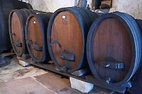 wooden vats dom frederic mochel traenheim alsace france