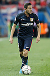 Atletico de Madrid's Koke Resurrecccion during Champions League 2015/2016 Quarter-Finals 2nd leg match. April 13,2016. (ALTERPHOTOS/Acero)