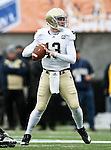 Notre Dame Fighting Irish quarterback Tommy Rees (13) in action during the 2010 Hyundai Sun Bowl football game between the Notre Dame Fighting Irish and the Miami Hurricanes at the Sun Bowl Stadium in El Paso, Tx. Notre Dame defeats Miami 33 to 17...