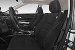 Front seat view of 2015 Honda Crosstour EX 4 Door Hatchback Front Seat car photos