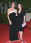 Molly Shannon & Megan Mullally at The 2009 Vanity Fair Oscar Party held at The Sunset Tower Hotel in West Hollywood, California on February 22,2009                                                                                      Copyright 2009 RockinExposures / NYDN