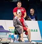 Abi Tripp, Rio 2016 - Para Swimming /// Paranatation.<br /> Abi Tripp competes in the  women's 400m freestyle S8 classification heats // Abi Tripp participe aux manches de classement féminines du 400 m nage libre S8. 08/09/2016.