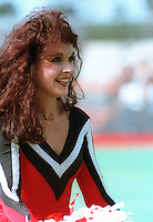 Ottawa Rough Rider Cheerleaders 1987. Photo F. Scott Grant
