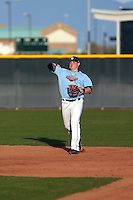 Kenyon Yovan participates in the 2015 Under Armour Pre-Season tournament at Cubs Park on January 16-18, 2015 in Mesa, Arizona (Bill Mitchell)