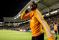 Carson, CA - Saturday June 17, 2017: The Los Angeles Galaxy and the Houston Dynamo played to a 2-2 draw in a Major League Soccer (MLS) game at StubHub center.
