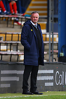 17th October 2020; Kenilworth Road, Luton, Bedfordshire, England; English Football League Championship Football, Luton Town versus Stoke City; Stoke City Manager Michael O'Neill