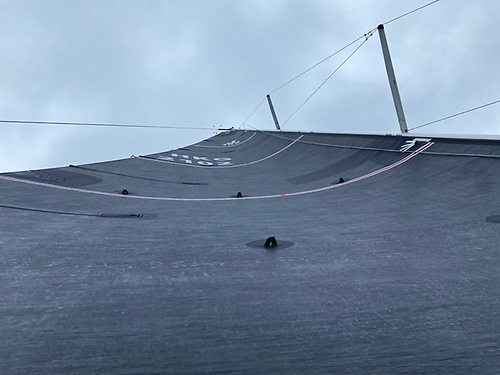 dding extra area to the top of your mainsail will give you extra power, less drag, and a more efficient mainsail