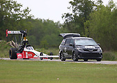 Doug Kalitta, Mac Tools, top fuel, Toyota, Sienna, support vehicle