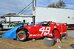 Feb 14, 2009; 4:07:28 PM; Barberville, FL, USA; World of Outlaws Late Model Series for the $10,000 to win at Volusia Speedway Park.  Mandatory Credit: (thesportswire.net)