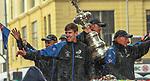 Team NZ Home Coming Parade