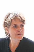 Domaine de Clovallon, Catherine Roque, Faugeres. Languedoc. Owner winemaker. France. Europe.