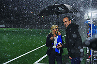 illustration picture before a female soccer game between  Racing Genk Ladies and Sporting du pays de Charleroi on the fourth matchday of the 2021-2022 season of the Belgian Scooore Womens Super League , friday 10 September 2021  in Genk , Belgium . PHOTO SPORTPIX   STIJN AUDOOREN